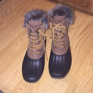Women's Size 8.5 M Sperry Top-Sider Boots